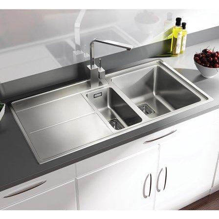 Modern Kitchen Sinks 12 best rangemaster sinks & taps images on pinterest | kitchen