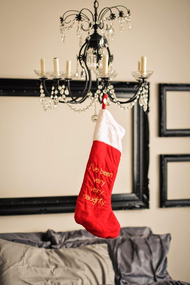 Christmas Boudoir | Katie Kay Photography Boudoir