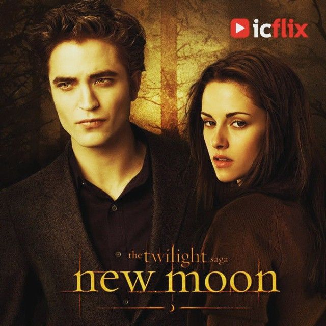 Watch #Twilight : New Moon on #icflix Edward leaves Bella after an attack that nearly claimed her life, and in her depression she falls into yet another paranormal relationship- this time with werewolf Jacob Black. #MOvie #Drama #Vampire #werewolf #VampireMovies #BellaSwan #Bella #Edward #EdwardCullen #Jacob #JacobBlack #TaylorLautner #KristenStewart #RobertPattinson #Twilight2 #NewMoon #ChrisWeitz http://www.icflix.com/#!/movie/5d859945-8f4b-4744-a2c1-e6d4b231d257