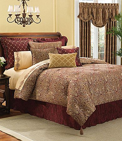 Croscill Premier Bedding Collection #Dillards