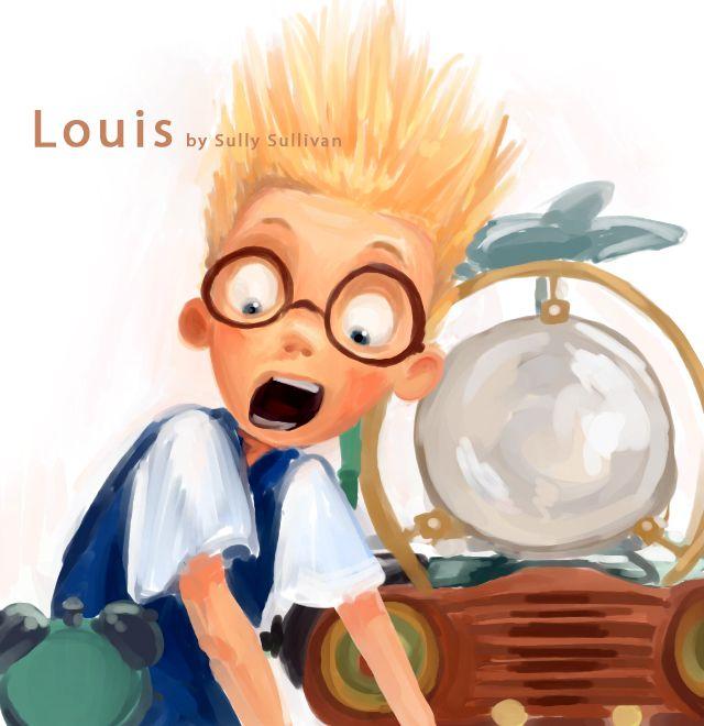 Meet the Robinsons: Louis by Minwind.deviantart.com on @deviantART
