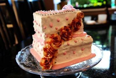 pink cake and more