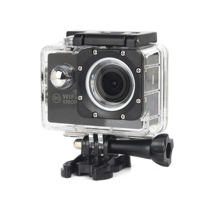 38.99$  Watch here  - Newest Video Camera WiFi 1080P Full HD 2.0 LCD HD 30m Waterproof DV video Sport extreme go pro mini cam recorder camera