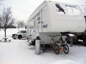 How To Prepare For Winter RV Camping - It's Cozier Than Summer RV Camping - The Fun Times Guide to RVing