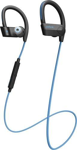 Jabra - Sport Pace Wireless Earbud Headphones - Blue