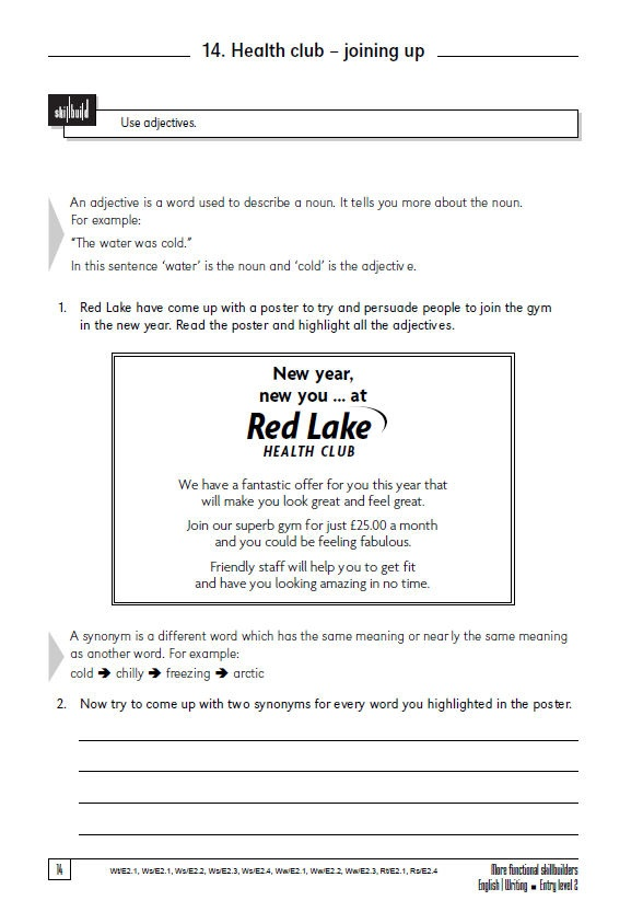 Printables Functional Reading Worksheets 1000 images about functional text on pinterest sleep a selection of 10 english worksheets from axis educations more skillbuilders the follow