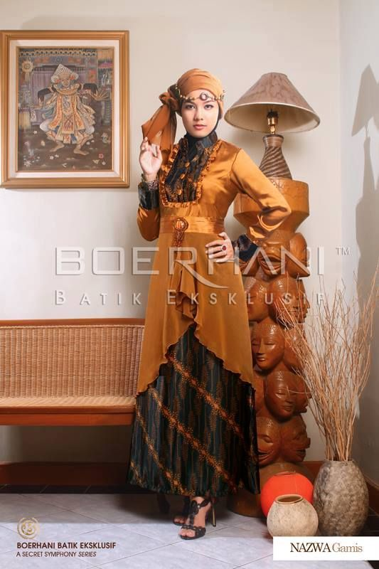 Pin by Nanda Ayu on Baju Batik Pesta  ab6585494d