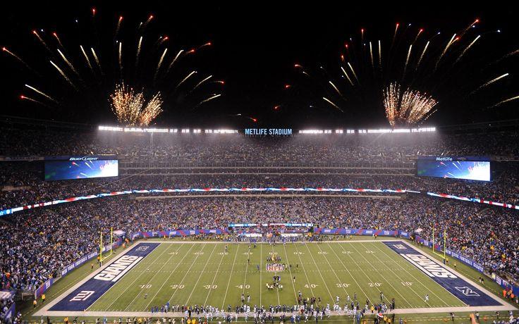 new york giants metlife stadium images