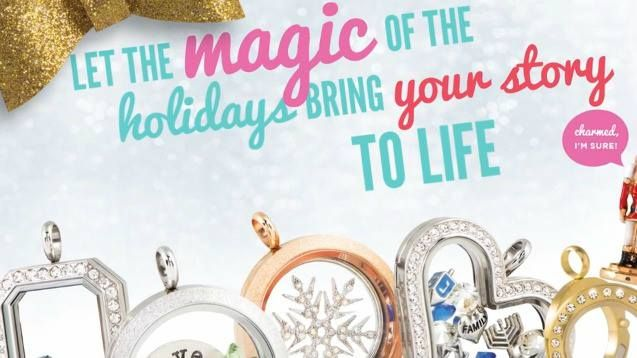 Origami Owl® 2014 Holiday Collection | Megan's Lockets