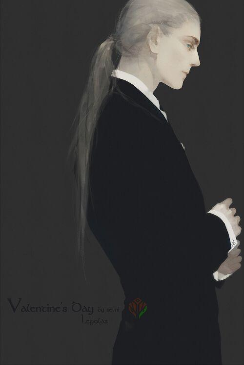 Lord Of The Rings, Legolas