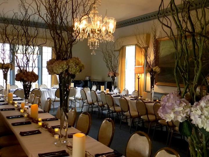 Living Room Set Up For Wedding Reception