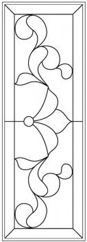 76 best Stained glass transoms images on Pinterest
