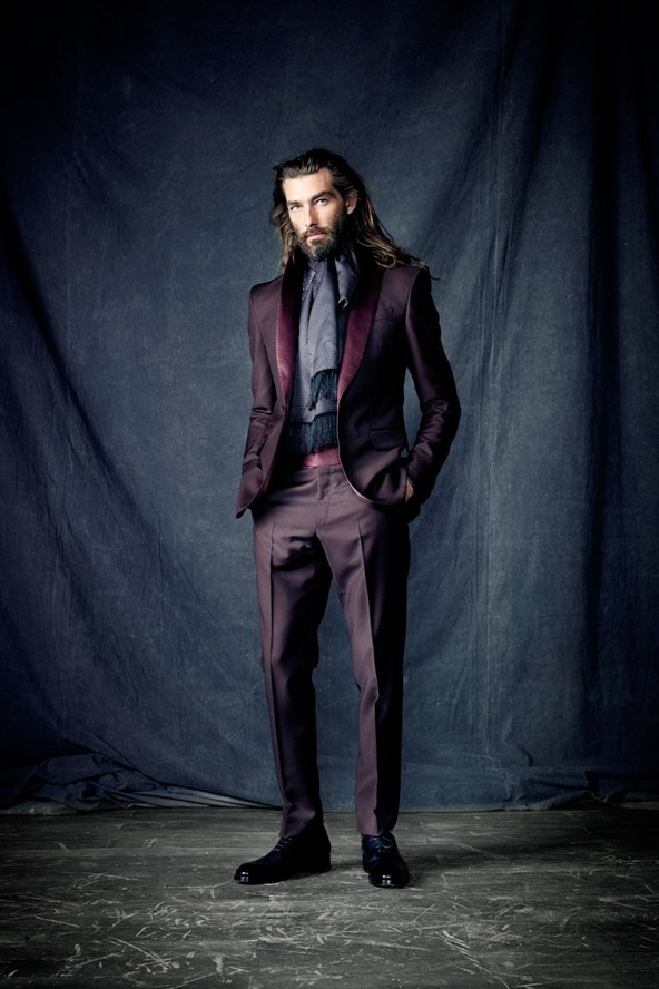 Berluti: Fall Collection, Men Style Icons, Fashion Men, Purple Suits, Men Fashion, Men Suits, Fashion Portraits, Berluti Fall, Plum