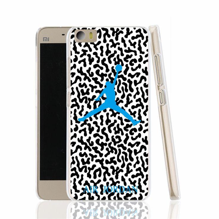 20594 синий камуфляж air jordan сотовый телефон Аргументы за Крышки Xiaomi Mi M 2 3 4 5 Mi4 Mi2 Mi3 Ми4 4S 4I 4C Mi5 ПРИМЕЧАНИЕ