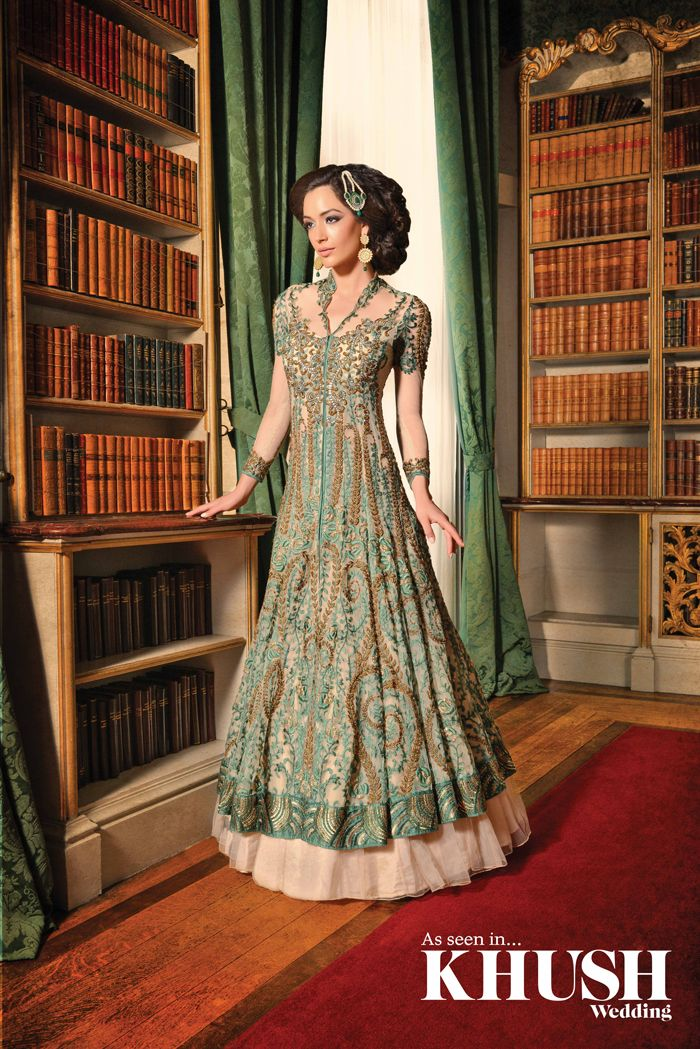 Henna Mehndi Ilford : Make everyone green with envy this striking outfit by