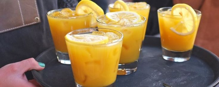 This Bourbon Punch Was Created by IBM's Chef Watson Computer #cocktails trendhunter.com