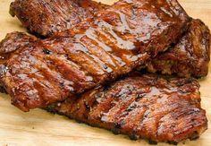 Costelas de Porco Grelhadas receitas para todos os gostos                                                                                                                                                                                 Mais
