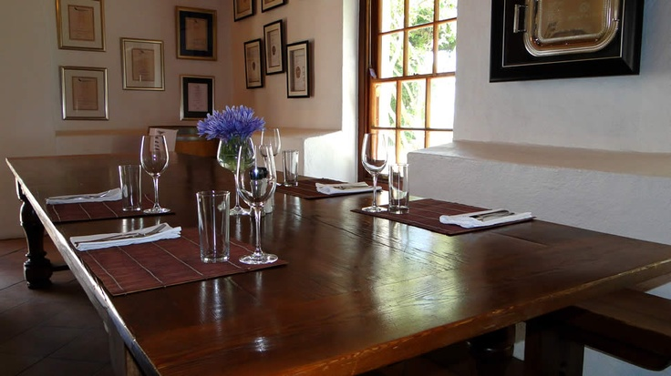 Wine Tasting in Darling - South Africa | Cloof Wine Estate