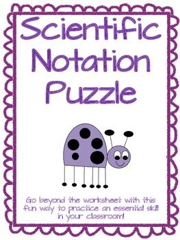 Scientific Notation Worksheet And Answers Worksheets for all ...