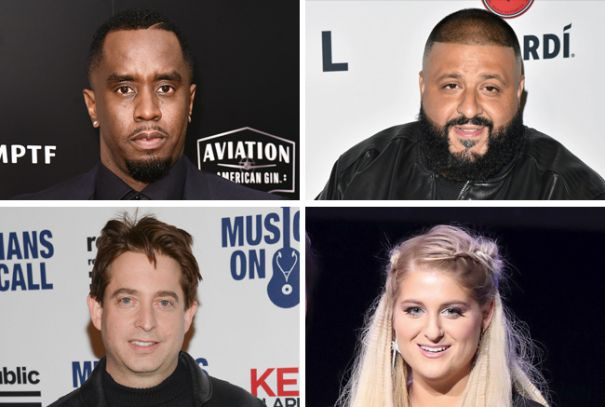 'The Four' Fox Reality Competition Sets Sean Combs, DJ Khaled, Meghan Trainor & Charlie Walk As Stars, Gets Premiere Date