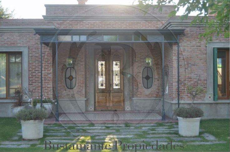 Casa en Alquiler Anual en Barrio San Francisco - Manzanares Country en  Pilar - km 50 al 60