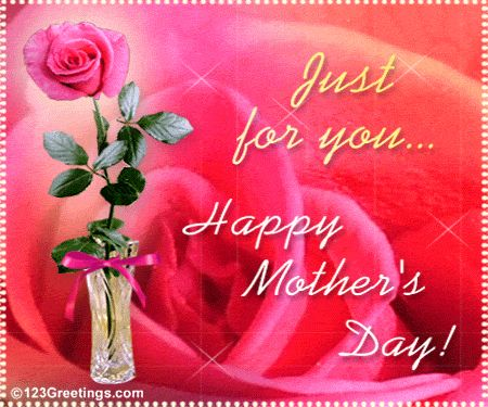 mothers day photos   ... Day [May 12] » Happy Mother's Day » Just For You... On Mother's Day