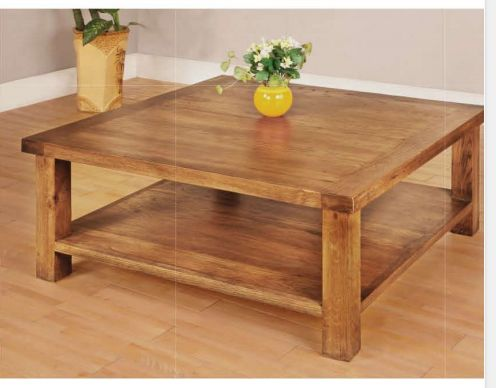 Rustic Oak Coffee Table - 1000mm x 1000m is calming effects that a pleasant wave always belongs in the room. This furniture is available in a brilliant price. More info: http://solidwoodfurniture.co/product-details-oak-furnitures-3115-rustic-oak-coffee-table-mm-x-m-.html