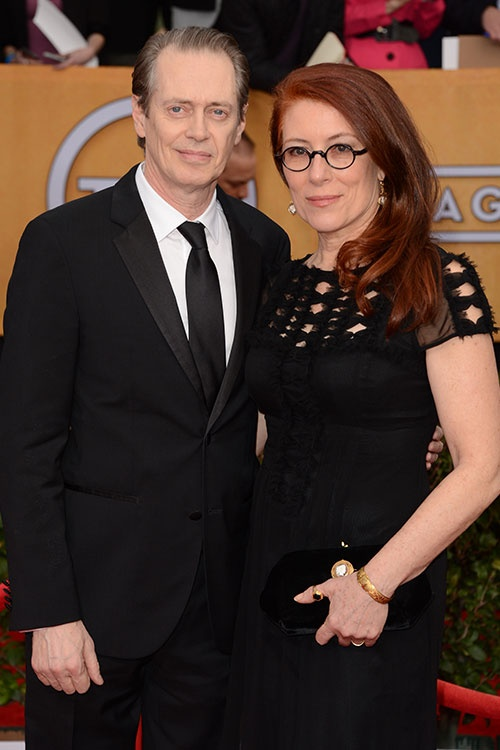 Steve Buscemi and Jo Andres - 19th Annual SAG Awards #SAGAwards #STYLAMERICAN