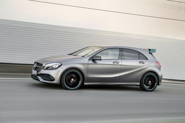 2016 Mercedes-Benz A-Class  #2015 #German_brands #Segment_B #Mercedes_Benz #2016MY #Mercedes_Benz_A_Class #Apple_CarPlay #AMG #CO2 #Android_Auto #Mercedes_Benz_A_180d #Mercedes_Benz_A_250 #Mercedes_Benz_A_160 #Serial #4Matic #Mercedes_Benz_A_220d #Mercedes_Benz_A45