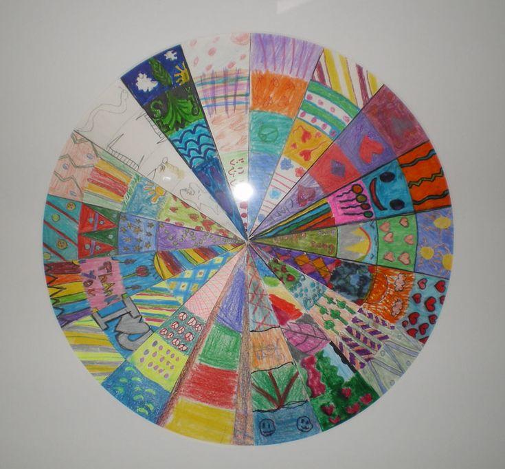 class collaboration: Mandala