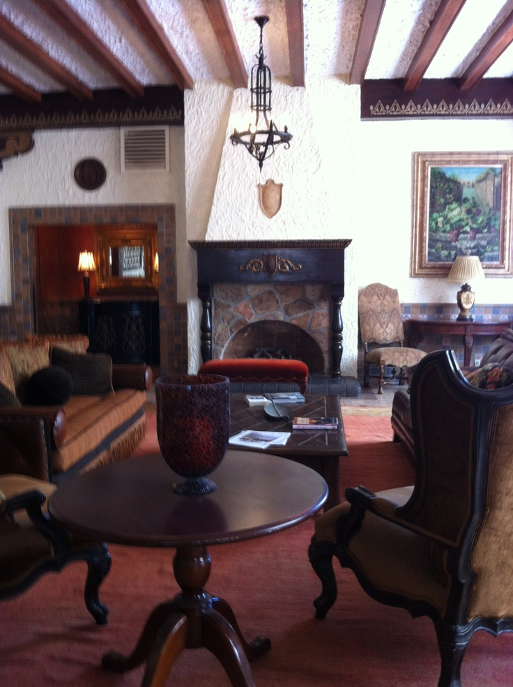 The Holland Hotel in Alpine, TX