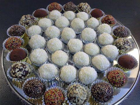 10 best cuisine maman hanane/chocolat fourré au biscuit, truffes