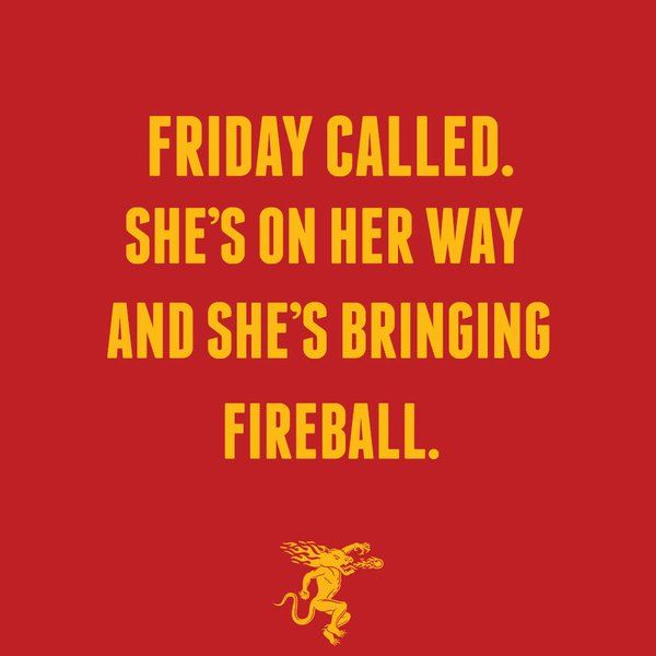 Fireball Whisky (@FireballWhisky) | Twitter