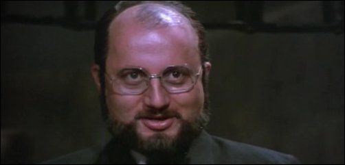 Anupam Kher played Dr. Dang in the epic movie Karma directed by Subhash Ghai.  The character is considered as one of the most iconic ones in the Indian film industry.