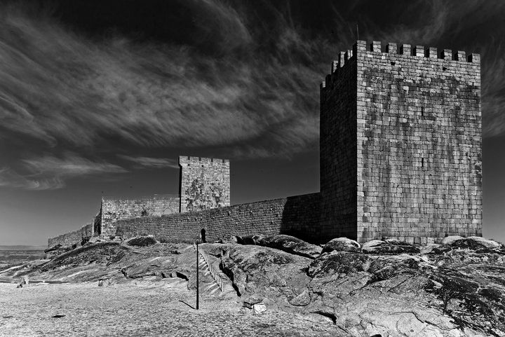 MEDIEVAL CASTLE OF LINHARES