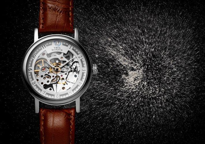 Nice Icelandic Watch