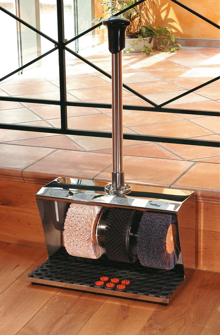 Polifix 2 maszyna do czyszczenia i polerowania obuwia