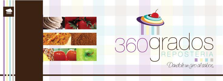 Publicidad 1.1 Creada por el área de Publicidad  y Diseño.....  360 grados Reposteria Pon un comentarios