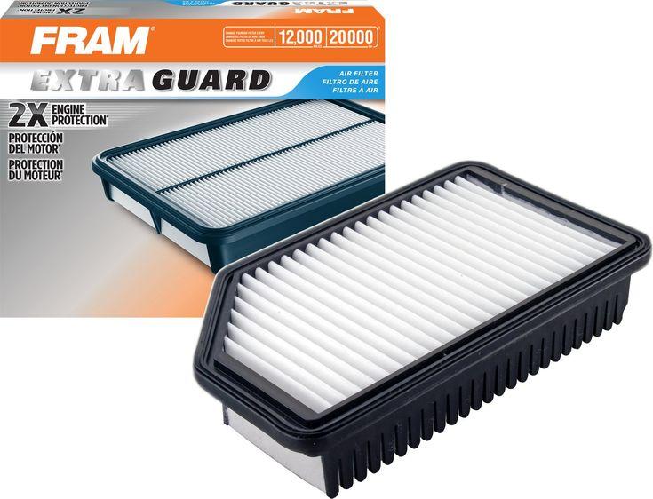 Fram ca11206 extra guard rigid air filter engine air
