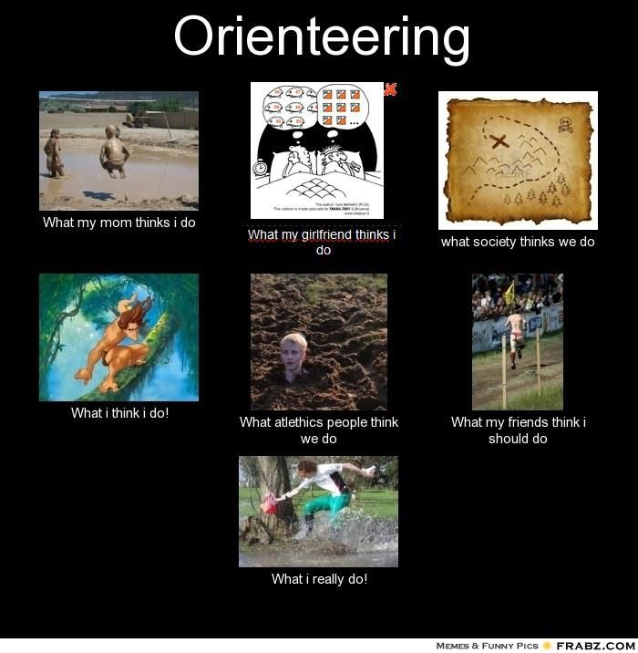 Found on https://www.facebook.com/OrienteeringMemes