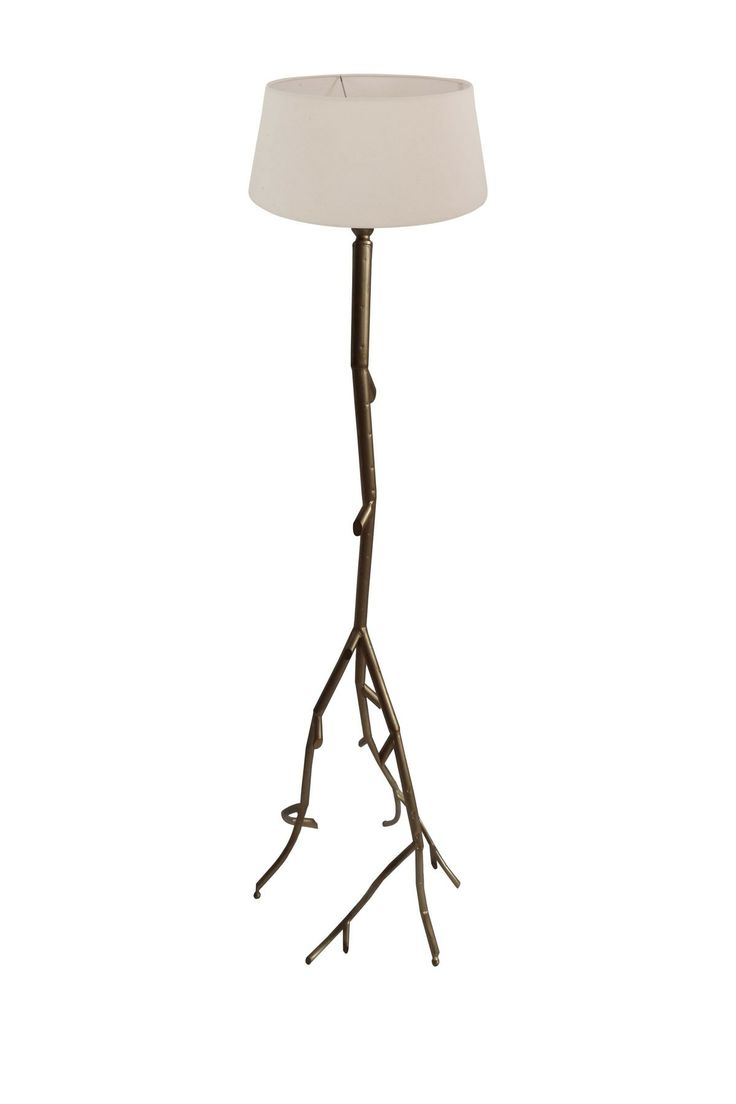 1000 images about rocks and twigs on pinterest pebble for Tree limb floor lamp