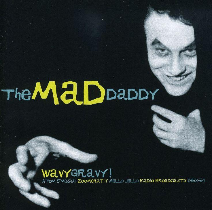 Mad Daddy - Wavy Gravy, Black