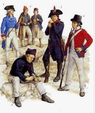 Commissario, cannoniere della marina, cannonieri della marina, fuciliere della legione nautica e marinaio