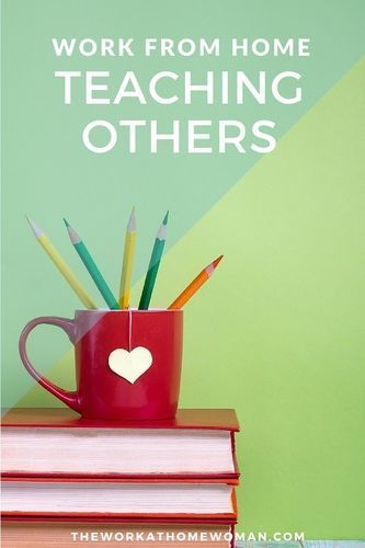Love helping others? Find out how to work from home teaching and tutoring individuals online. Lots of gigs listed! http://wiseprofessors.com/