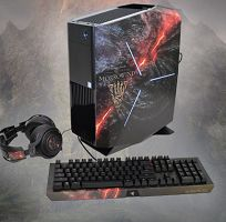 Morrowind Alienware Aurora R6 Desktop Sweeps - #Win a Morrowind-themed #Alienware Aurora R6 Desktop ComputerHere. Visit the site to win more awesome prizes.