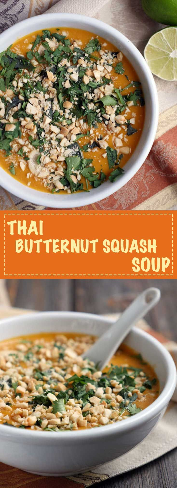 thai butternut squash soup to find out butternut squash soup the blog ...