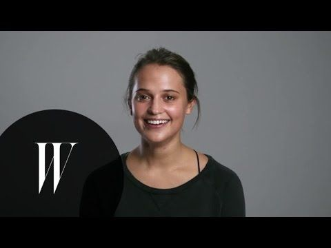 "W magazine: Alicia Vikander Auditions for Humphrey Bogart's Role in ""Casablanca"" 