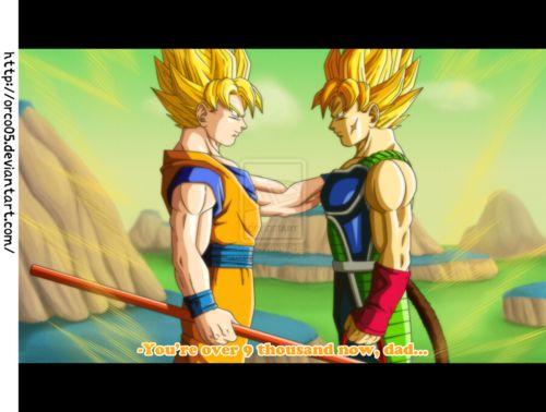 Goku images *Goku & Bardock* HD wallpaper and background photos