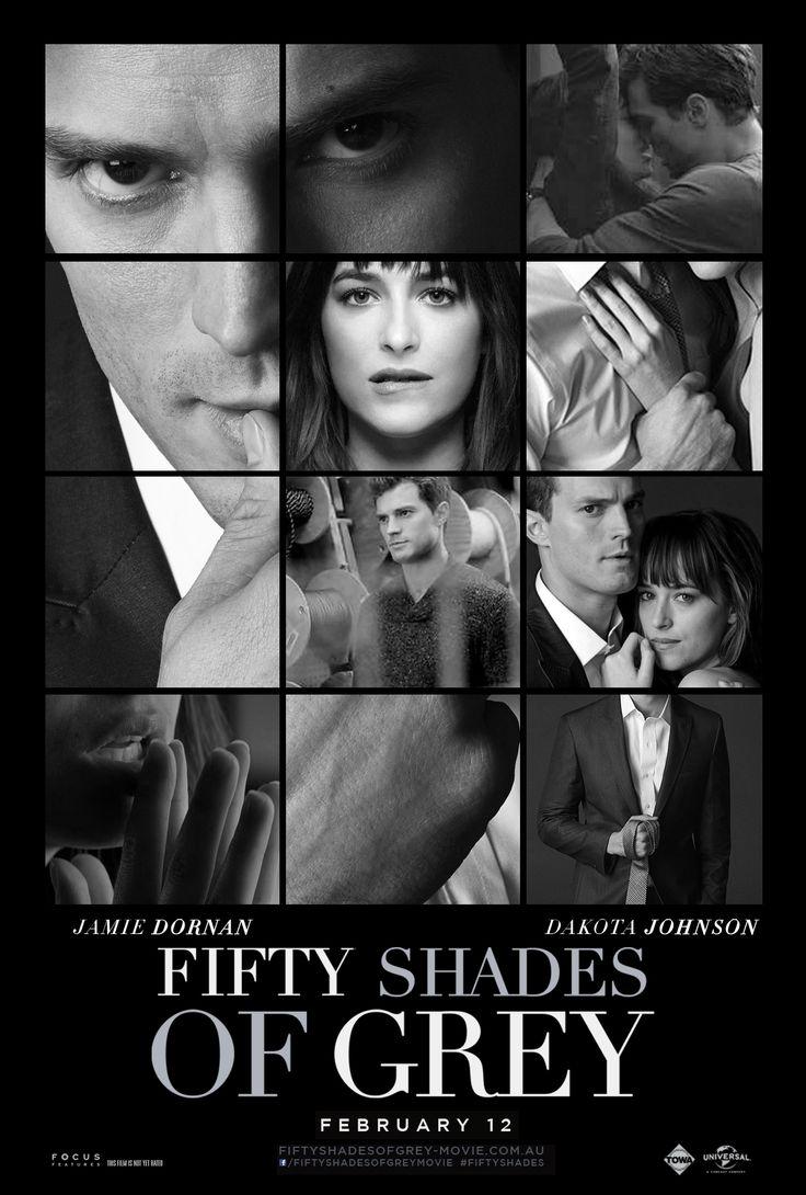 """selflesswinnerdesigns: """" Fifty Shades Of Grey - Poster - Final Poster """" Wow!"""