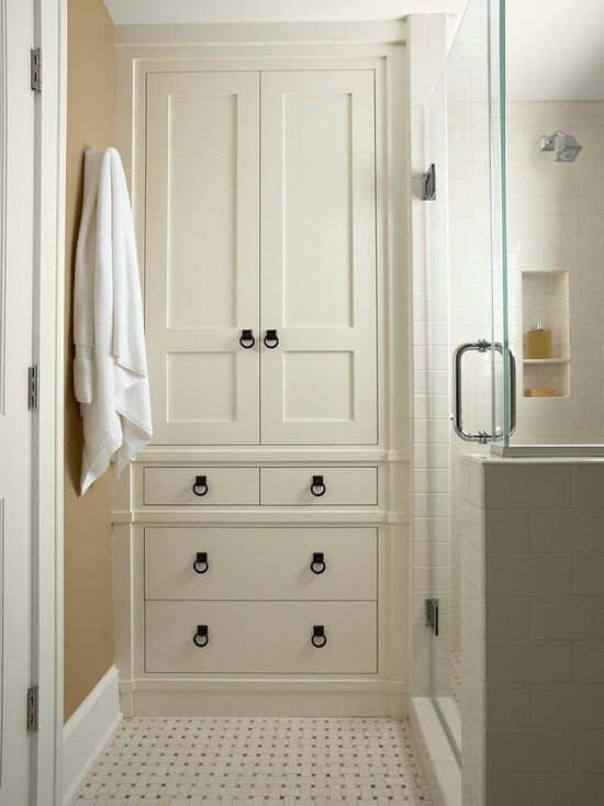 look for built in dressers